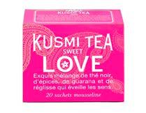 LOVE KUSMI TEA !!