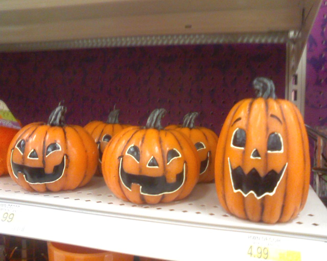 The Spooky Vegan: Halloween Things at Target and Jo-Ann Fabrics