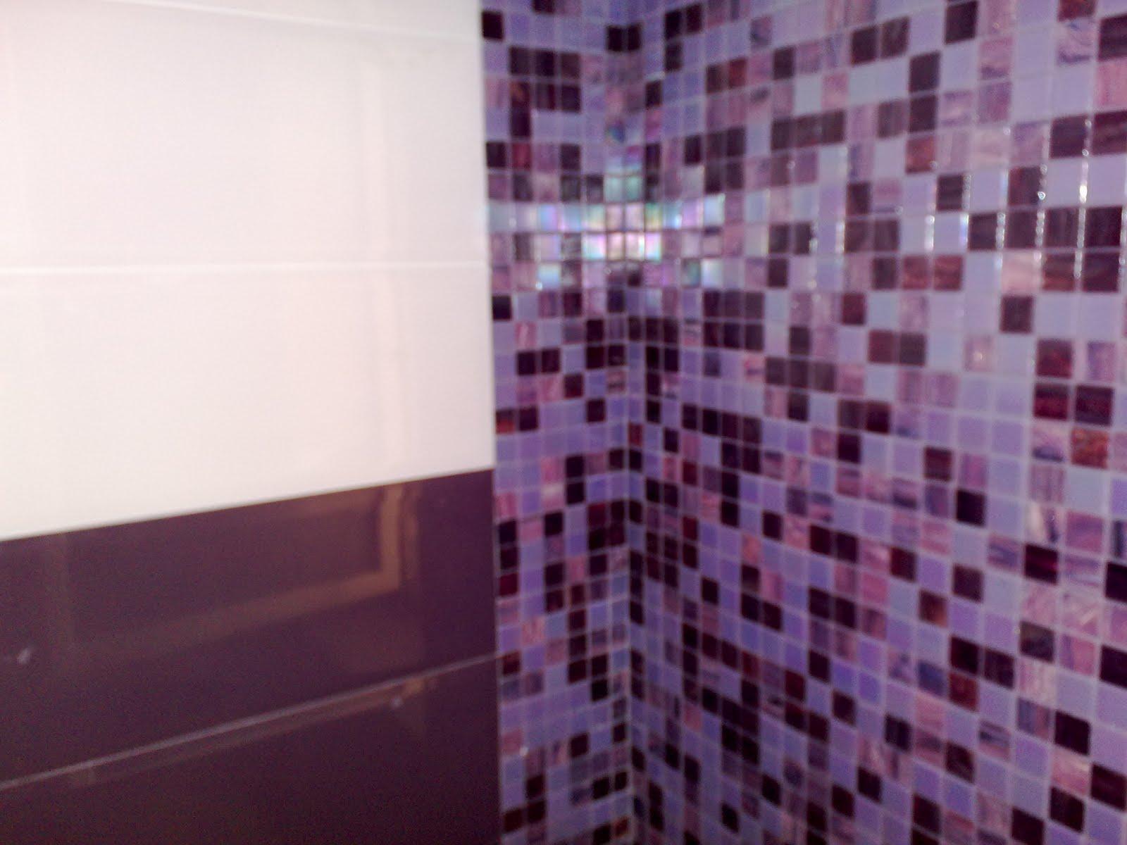Piastrellista per passione una bella fusione di piastrelle e mosaico - Mosaico piastrelle ...