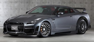 Tommy Kaira Silver Wolf Nissan GT R