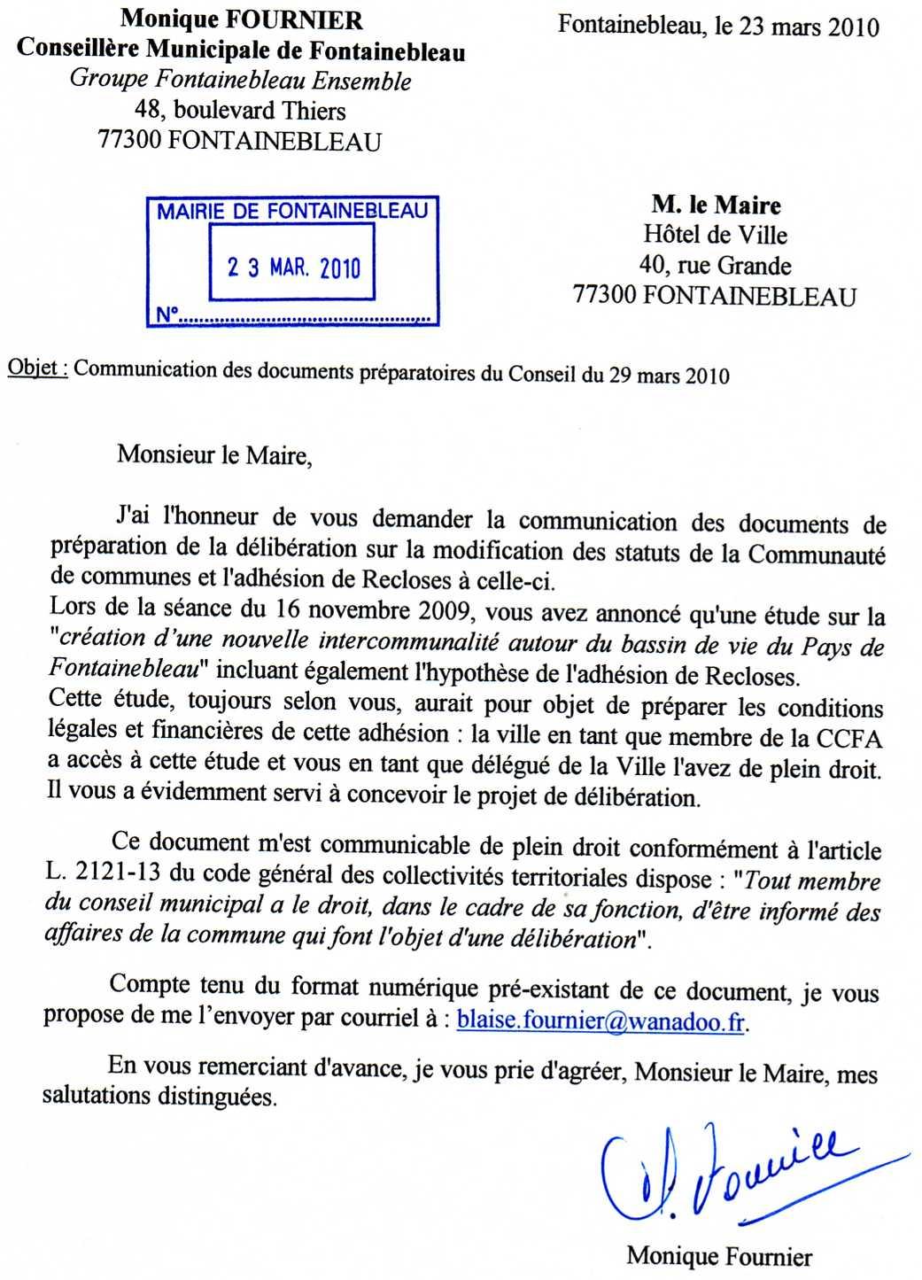 Epub lettre reclamation mairie voirie - Lettre de motivation koh lanta ...