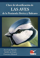 Portada- las aves de la peninsula iberica y baleares