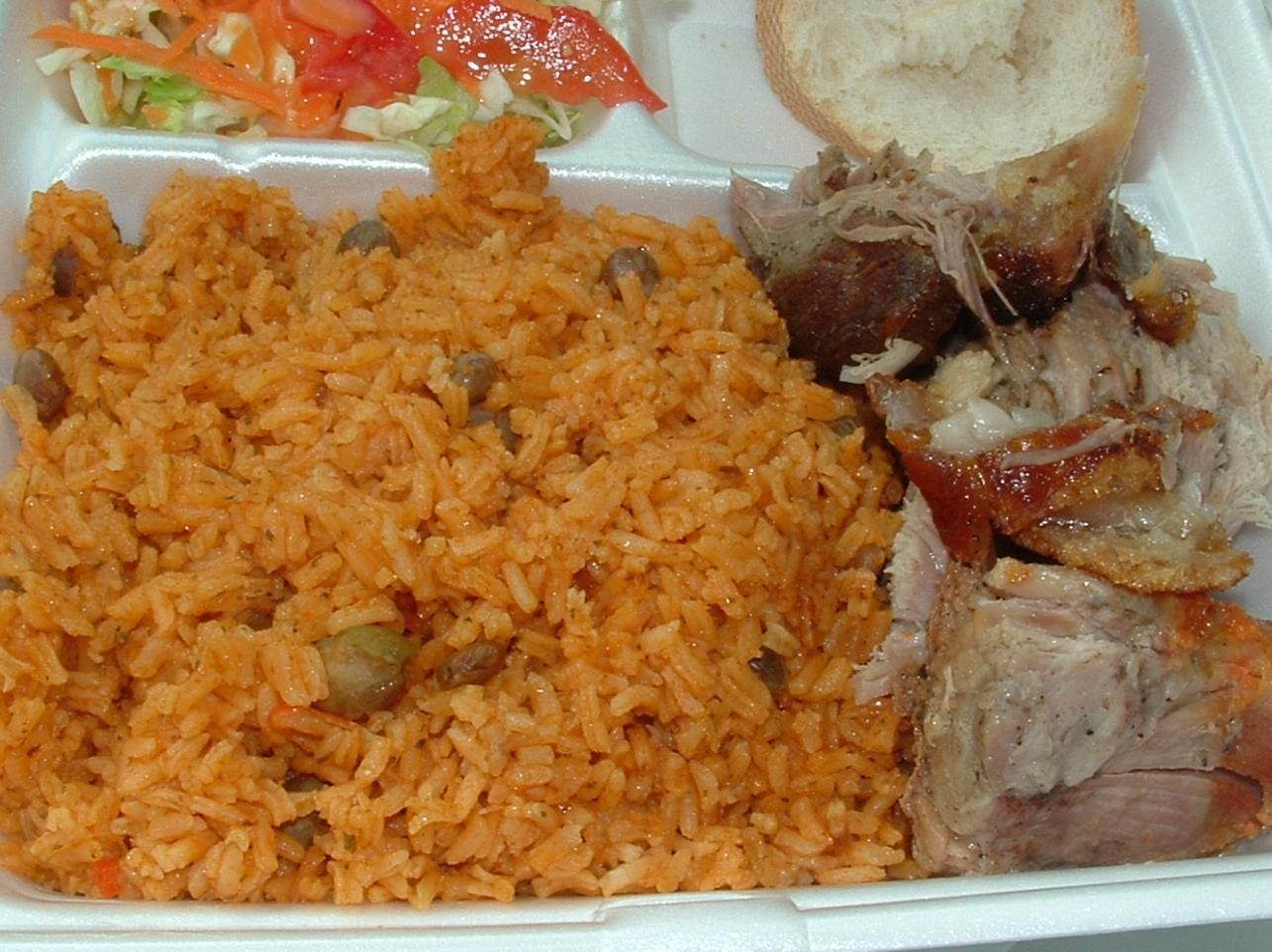 Boricua Food