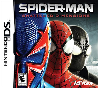 Spider-Man: Shattered Dimension