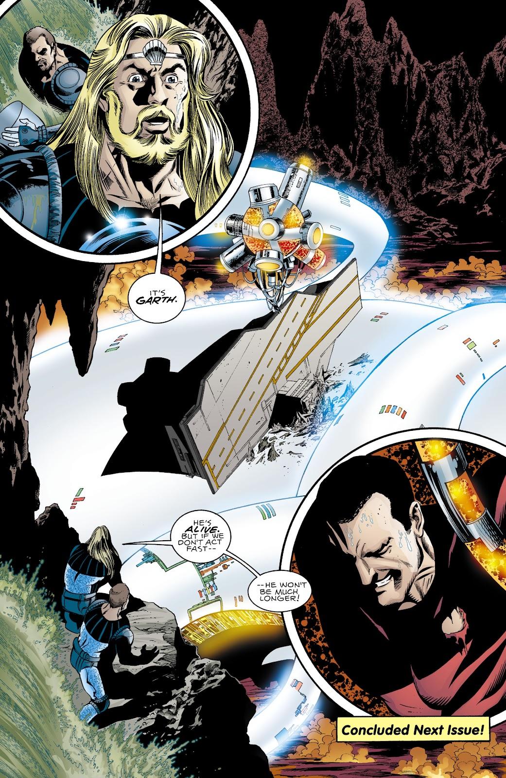 Aquaman (1994) Issue #74 #80 - English 22