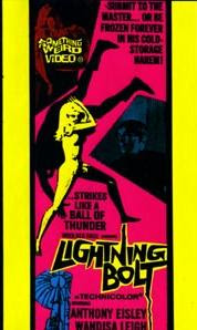 cult movie reviews lightning bolt 1966