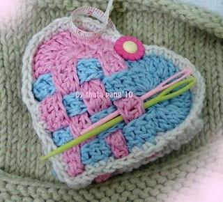 Easter Basket Crochet Pattern - Free Crochet Pattern Courtesy of