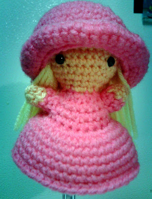 Amigurumi Doll Pattern – Crochet Hooks You