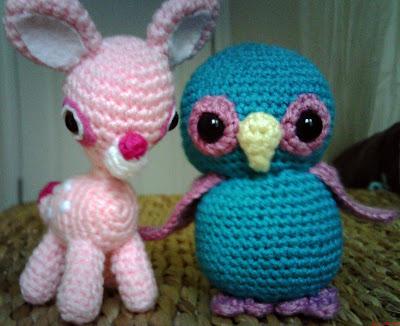 Amigurumi Owl Beak : Cute Little Amigurumi Owl Curly Girls Crochet Etc.
