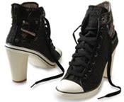 zapatillas denim mujer