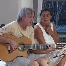 Luis Pastor y Lourdes Guerra
