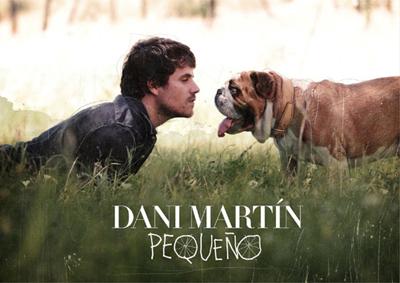 Dani Martín Pequeño disco CD