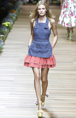 D&G Fashion Week Primavera-Verano