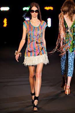 Custo Barcelona en la Semana de la Moda de New York primavera verano 2011