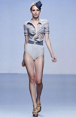 Kina Fernández pasarela Cibeles Madrid Fashion Week primavera verano