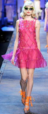 Dior primavera verano 2011