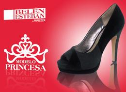 zapatos Belén Esteban modelo princesa