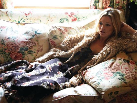Kate Moss última colección para Topshop