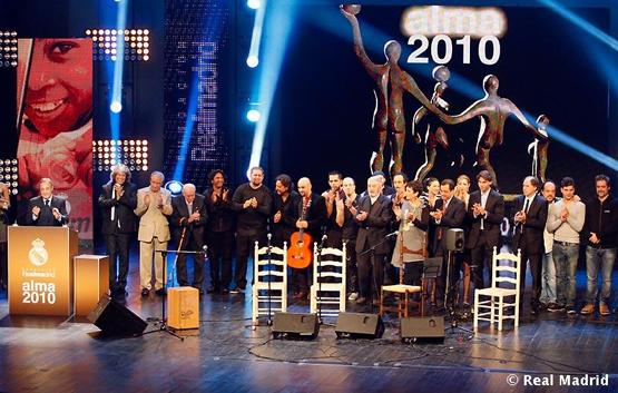Premios Alma 2010 de la Fundación Real Madrid
