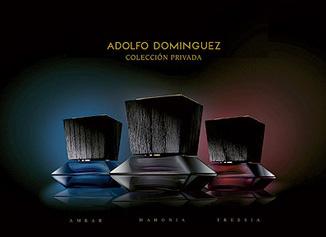 Colección Privada nuevas fragancias de Adolfo Domínguez