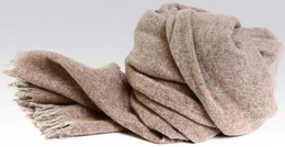 bufanda lana hombre