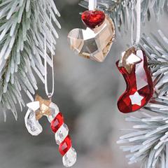 adornos navidad Swarovski