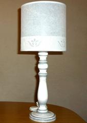 lámparas veladores artesanales