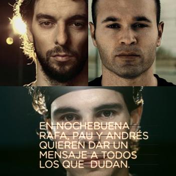 brilla ilumina tu país spot homenaje al deporte de España
