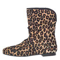 botas leopardo Pretty Ballerinas