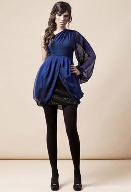 vestido fiesta Alicia Rueda