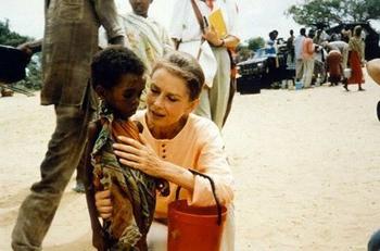 Audrey Hepburn Children's fund
