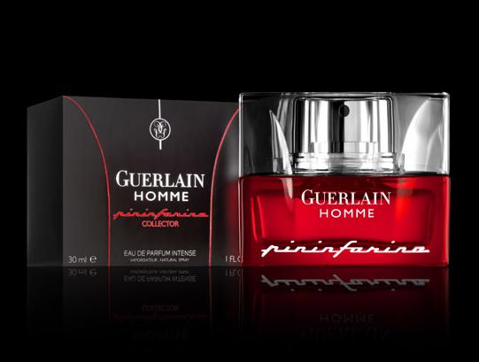 Guerlain Homme Pininfarina Collector perfume para hombre