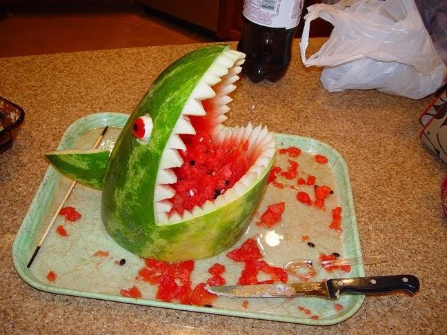 Huckart jon huckeby s watermelon shark