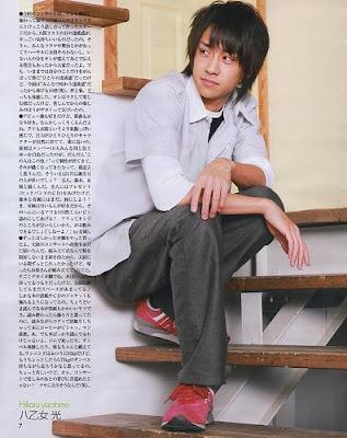 Yaotome Hikaru • 八乙女 光 Hikaru+Yaotome(age+18)