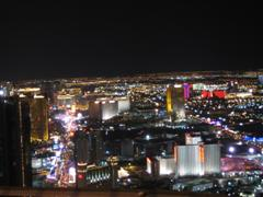 We went to Vegas!