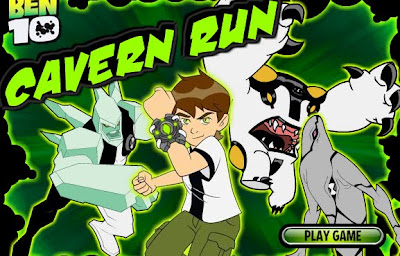 Ben10 cavern run