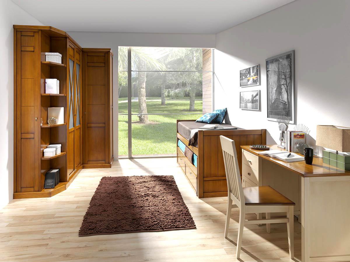Arquitectura e ingenier a dormitorios - Muebles para habitaciones pequenas juveniles ...