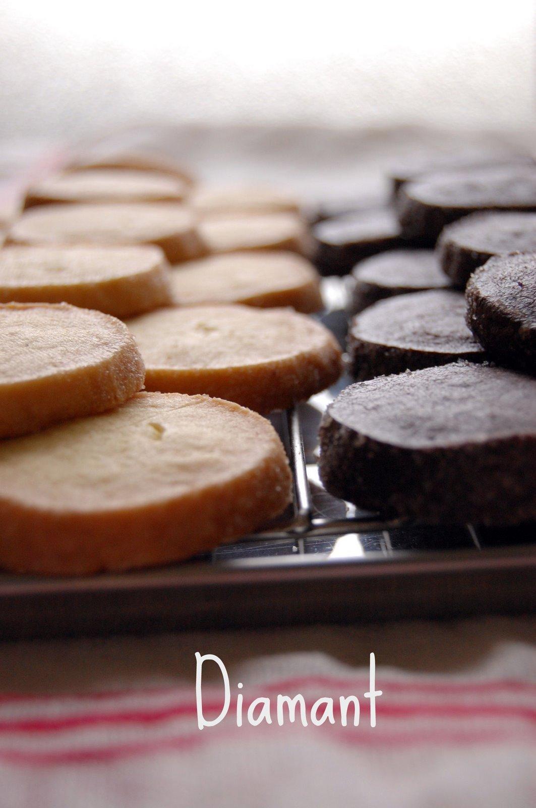 クッキー ディアマン さくほろ感に感動♡フランス発!宝石みたいなディアマンクッキーが簡単に作れる! |E