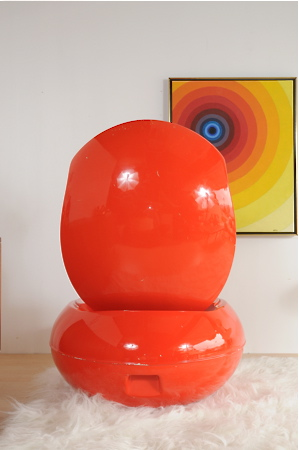 Garden Egg Chair by Peter Ghyczy LA County United States