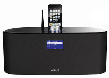 ASUS Now Launches iPod-Friendly AIR3 Internet Radio