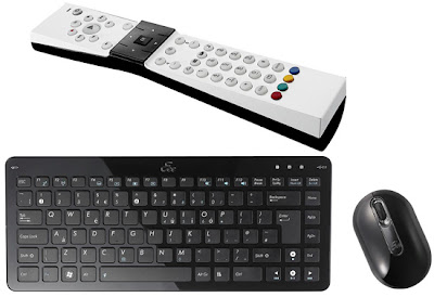 ASUS Offers Wireless Keyboard, Mouse Combo and Remote for Eee Box