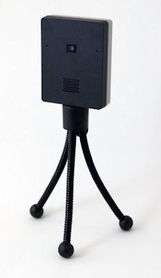 Ecamm Intros the Worl's First Bluetooth Webcam - BT-1