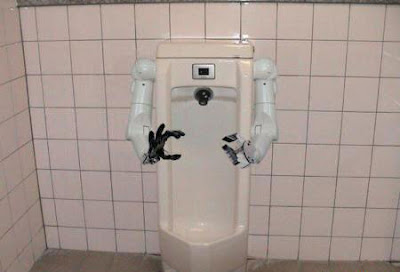 Robo-Urinal Hard to Use than Imagine