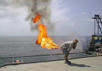 New of Bringing Fire (Funny Picture)