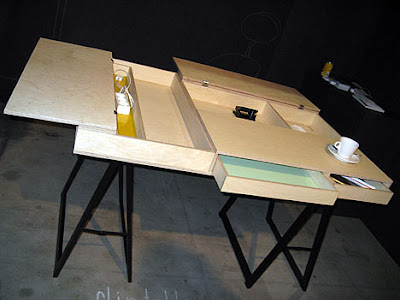 Flip table by Signe Baddsgaard