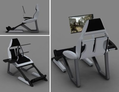 Chair for Computer
