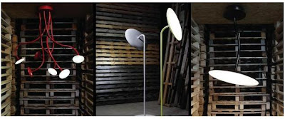 The Girasole Lighting Collection by Matteo Cibic