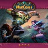World of Warcraft 2009 Mini Wall Calendar (Calendar)
