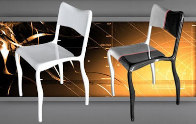 Estrema Is The World Lightest Chair