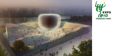 Expo 2010 Pavilions